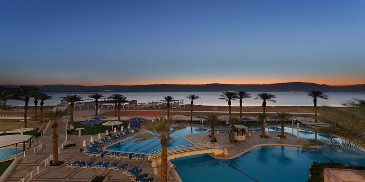 Crowne Plaza Dead Sea ✶✶✶✶ sup